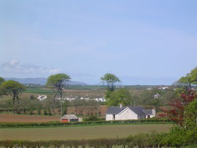Cloyfin Cottage ...Great views from a quiet rural setting.