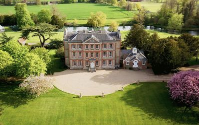 Photo for Ardington House, Georgian Manor House for up to 25 people, rural setting