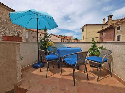 Photo for Apartment 256/575 (Istria - Pomer), Pets welcome, 300m from the beach