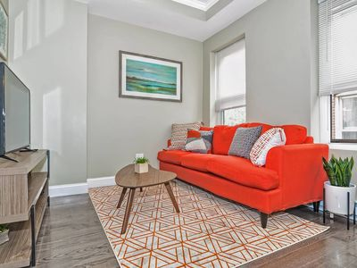 Photo for 2BR/1BA Apt in Authentic North End by Domio