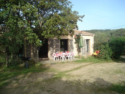 Photo for detached house in the countryside 9km from the sea