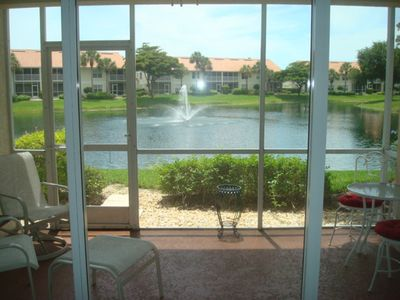 Photo for Lovely 2 Bed Two Bath 1st Floor Condo.