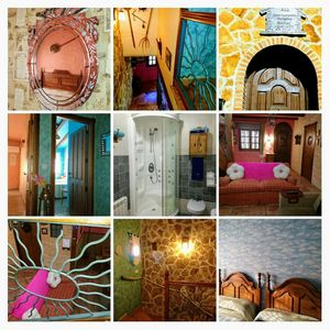 Photo for hydromassage cabin, WIFI, Air Conditioning, reservoirs, Nature Reserve, pets