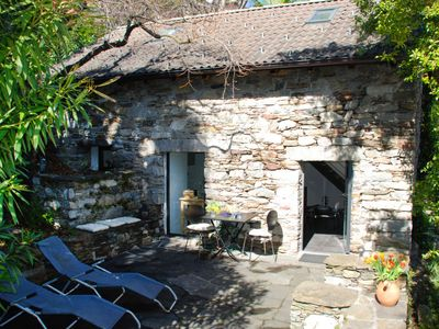 Photo for Vacation home Garuda in Brissago - 2 persons, 1 bedrooms