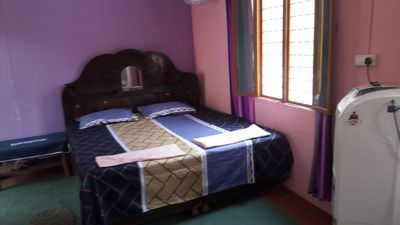 Photo for Sneha Home-Stay Nearabout Laxman Jhulla Bridge With Ganga River & mountain views