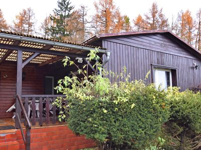 Photo for Detached holiday home in the Harz consisting of two separate units