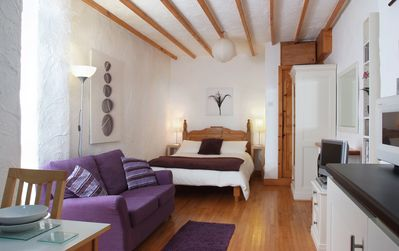Photo for Luxury Studio Apt For 2 In Contemporary Cottage Style/Modern Conveniences