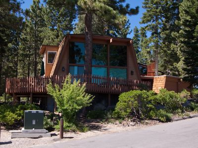 Photo for Edgecliff: 4  BR, 2  BA House in Tahoe City, Sleeps 10