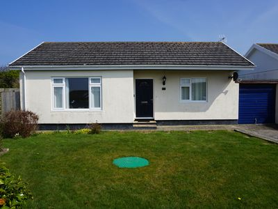 Photo for MERLIN'S RETREAT, pet friendly, with a garden in Tintagel, Ref 936436