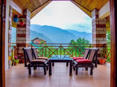 Photo for 5BR LUXURY PRIVATE COTTAGE MANALI KITCHEN