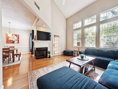 Photo for Modern Townhome Near Downtown Atlanta! (CDC Safe)