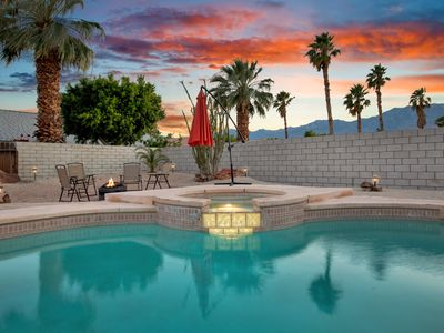 Photo for Private vacation oasis in Palm Springs