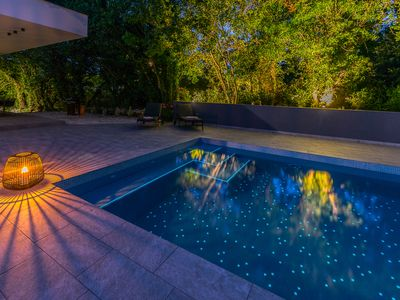 """Photo for Villa """"My Way"""", New Design Villa, with big private heated Pool"""
