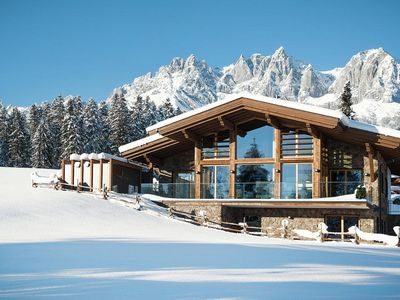 Photo for Chalet, Going am Wilden Kaiser  in Kitzbüheler Alpen - 8 persons, 4 bedrooms
