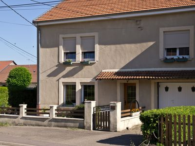 Photo for 2BR Guest House/pension Vacation Rental in Flocourt, Grand Est