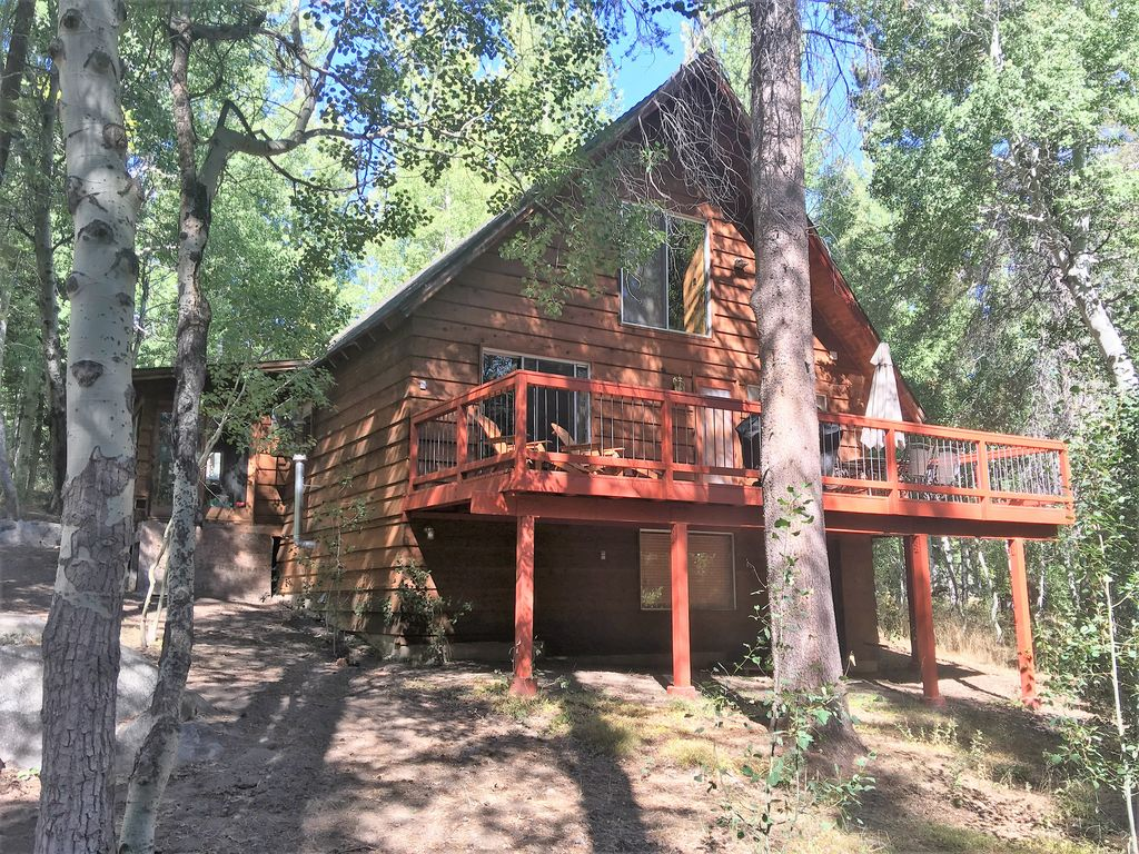 Mountain Cabin In Sequoia National Monument Vrbo