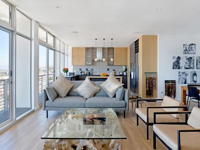Photo for Amanda · Modern Designer Penthouse with Panoramic views