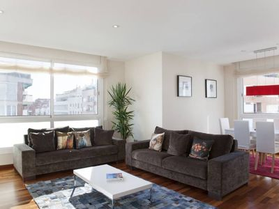 Photo for Fancy and Sunny central apartment