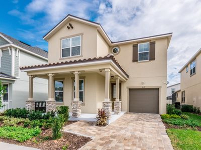 Photo for How to Rent Your Own Luxury Holiday Villa Minutes from Disney on Solara Resort, Orlando Villas 2584