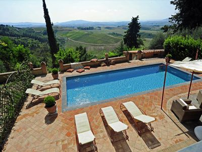 Photo for Villa Francesca , wonderful villa for groups in Tuscany