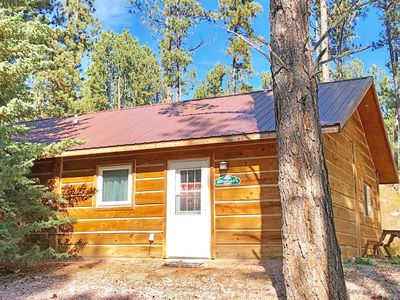 Charming Cabin Near Historic Downtown Custer, the Mickelson Trail, Breweries, and Attractions