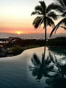 Famous Sunsets from your Private Home