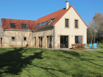 new home comfortable 14 pers. Near Beach, Somme, Authie Bay