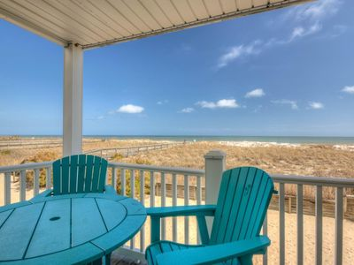 Photo for First Floor, Completely Remodeled, Oceanfront Condo