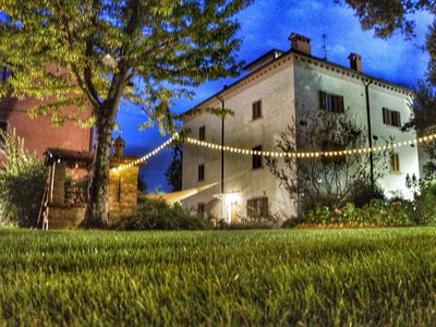 Photo for Rossi Agricultural House. Family Holiday in Casentino (max. 6 beds)