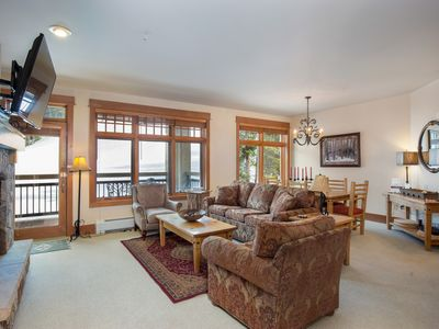 Photo for True Ski-In/Ski-Out, Spectacular Slope Views, High-end Finishes, Free WIFI