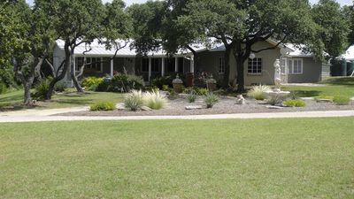 Photo for Spectacular Lake Travis Luxury Property Minutes from Downtown and the Arboretum