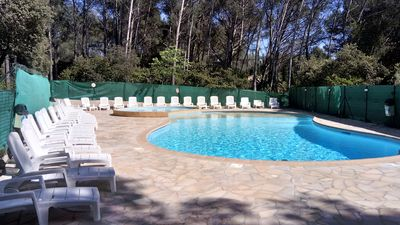 Photo for SANARY / BANDOL Beautiful studio 4pers fully equipped