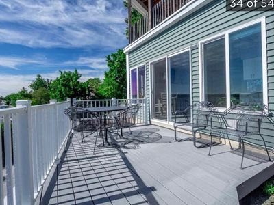 Photo for Coastal like  home suite with  stunning views.  Private entrance.