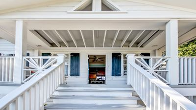 Charming Beach House On The North End Of Tybee - Short Walk To The Beach!