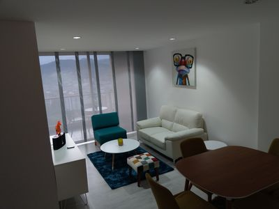 Photo for Brand new apartment in high Poblado.