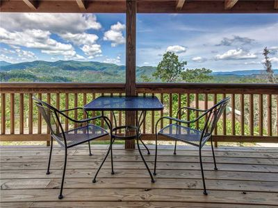 Photo for Journey's End 2, 1 Bedroom, Fireplace, Hot Tub, Jetted Tub, WiFi, Sleeps 2