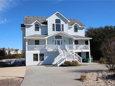 Photo for #PI59: OCEANSIDE Home in Corolla w/PRVTPool & HotTub, DogFriendly