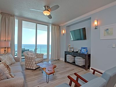 Photo for Oceanfront Amazing Condo Lighthouse #714