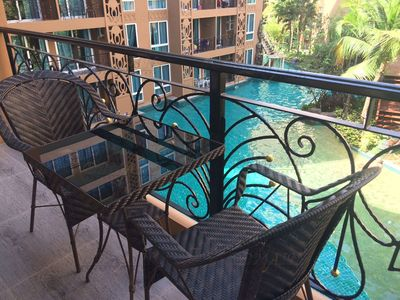 Photo for Family 2 bed with Pool View (Waterpark)
