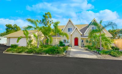 Photo for Sleeps 21, Heated Pool & Spa, Lush Landscaping, 5 bedrooms, 4 baths, secluded