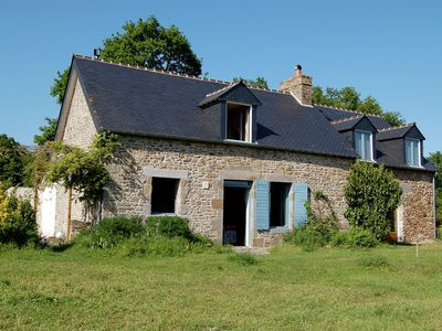 Photo for Nice property on one of the most beautiful places in Bretagne.