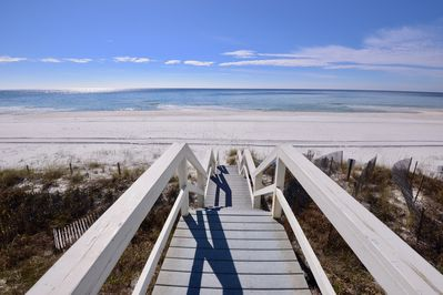 Your Own Boardwalk to the Beach