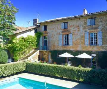 Photo for Beautiful 16c Villa with Private Pool and Enclosed Walled Garden