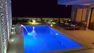 Photo for LUXURY VILLA IN CROATIA WITH PRIVATE POOL (HEATABLE), FAMILY FRIENDLY