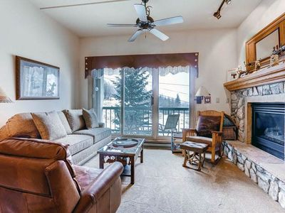 Photo for Enjoy mountain and valley views from this wonderful condo which offers free wifi