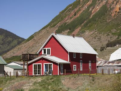Photo for Animas River House - Cozy Historic Riverfront Home 4 Blocks To Downtown!