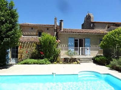 Photo for Spacious Well Appointed House With Pool, Sleeps 6 People Comfortably