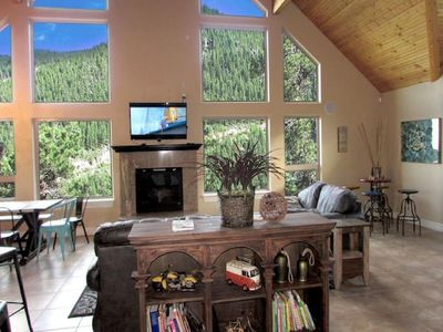 Photo for 6BR House Vacation Rental in Evergreen, Colorado
