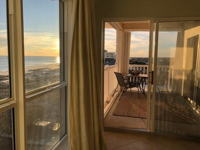 Photo for On the BEACH!  Gulf Front, low density condo. 4 bedroom,  GREAT for families!