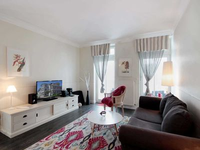Photo for 2-rooms apartment. 27RB10 - Villa Jugendglueck by Rujana